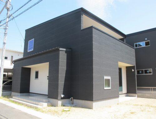 倉敷市中島 築浅、駐車4台可能な新規売り住宅ご案内。随時ご案内致します。