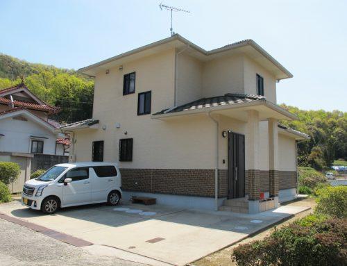 2020年7月11日(土)12日(日)福山市加茂町芦原売り住宅、見学会のご案内です。11:00~16:00までです。